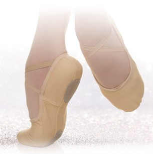 Ballet Slippers Soft ballet shoes